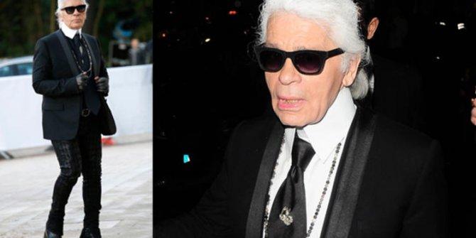 Karl Lagerfeld hayata veda etti