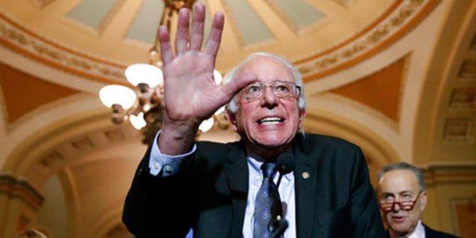 Son dakika... ABD'de Sanders 2020'de aday olacak