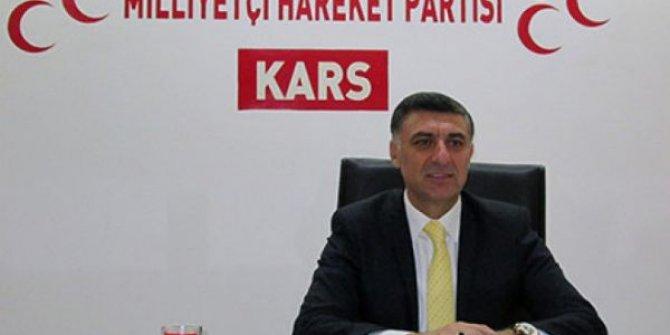 AK Parti Kars'ta MHP adayına destek verme kararı aldı