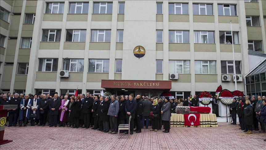 Öldürülen akademisyen Ceren Damar Şenel'in ailesinden kamuoyuna teşekkür