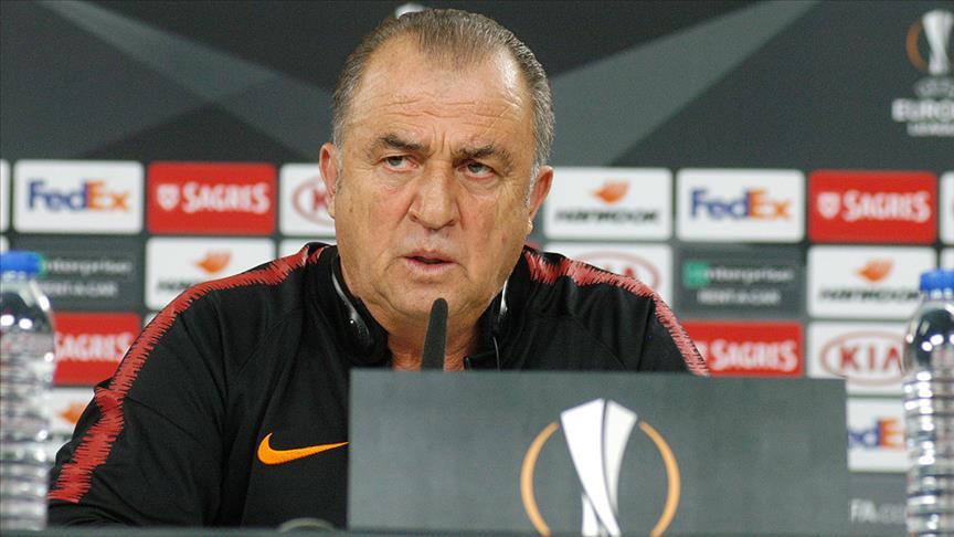 Fatih Terim: Favori Benfica ama bizim de kaybedecek hiçbir şeyimiz yok