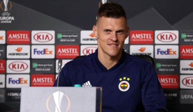 Skrtel: 'Fenerbahçe'deki geleceğim...'