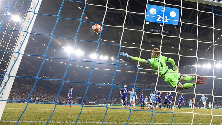 Atletico Madrid ve Manchester City tur için avantaj yakaladı