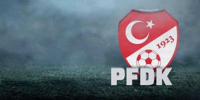 PFDK Galatasaray ve Başakşehir için hareke geçti