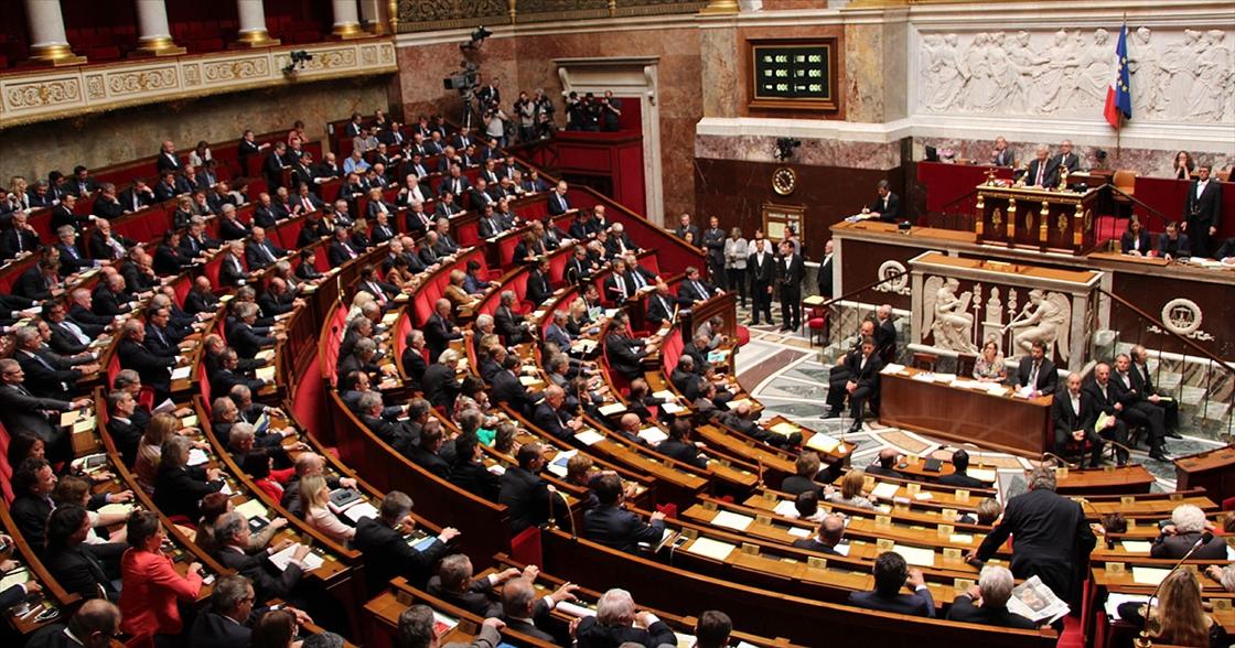 Fransa Ulusal Meclisinden referandum için yasa teklifine ret