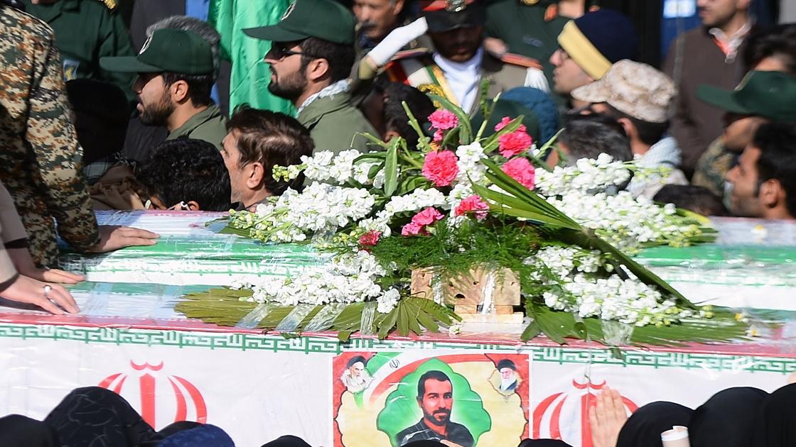 İran'da 27 askerin öldüğü saldırıyla ilgili 8 kişi tutuklandı