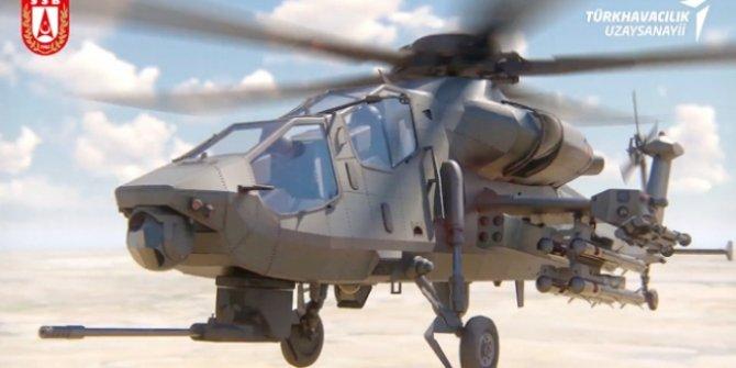 İşte Türk Silahlı Kuvvetlerinin  yeni vurucu gücü: Ağır Taaruz Helikopteri!