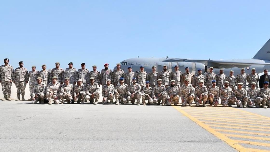 Körfez ülkeleri askeri tatbikatı başlıyor