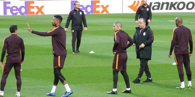 Galatasaray'ın konuğu Akhisarspor