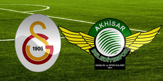 Galatasaray Akhisarspor maçı ne zaman saat kaçta hangi kanalda? Kapılar 16.45'te....