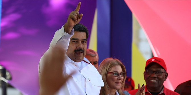 Maduro'dan sabotajı araştırmak için komisyon kuracak