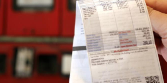 EPDK'dan 'kıyasen fatura'ya ilişkin bir açıklama daha