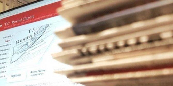 Türkiye Turizm Tanıtım ve Geliştirme Ajansı Resmi Gazete'de yayınlandı