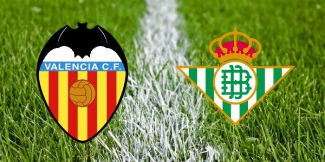 Valencia Real Betis maçı ne zaman saat kaçta ve hangi kanalda?