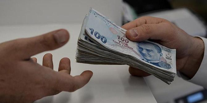 Nisanda bütçe 18,3 milyar lira açık verdi