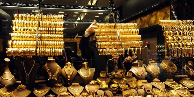 Son  işlem gününde Altın fiyatları ne kadar oldu?