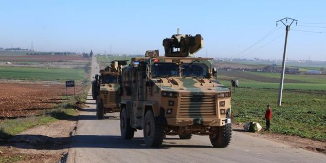 TSK, İdlib'de devriye sayısını sıklaştırdı