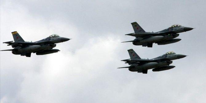 Irak'ın kuzeyinde 7 PKK'lı terörist etkisiz hale getirildi