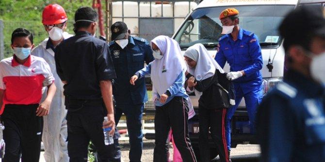 Ülkede kimyasal atık sızıntısı 506 kişiyi hastanelik etti!