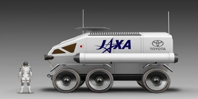 Toyota uzayı araştırmaları için düğmeye bastı