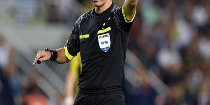 FIFA kokartlı Öztürk'e görev! Avrupa Ligi'nde....