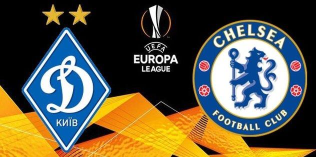 Dinamo Kiev, Chelsea UEFA maçı saat kaçta, hangi kanalda?