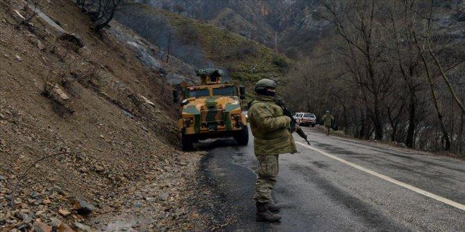 Şırnak'ta 7 PKK'lı terörist teslim oldu