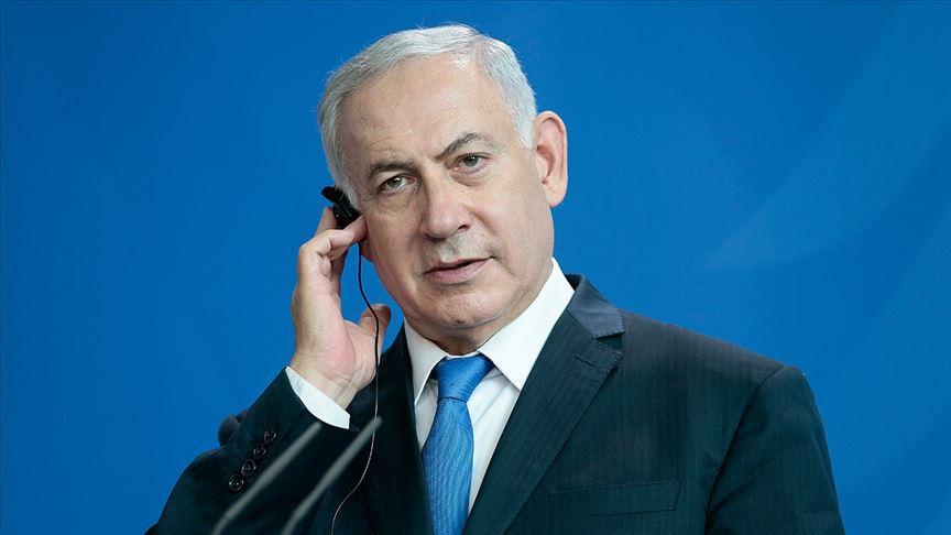'İran Netanyahu'nun rakibinin cep telefonunu hackledi' iddiası