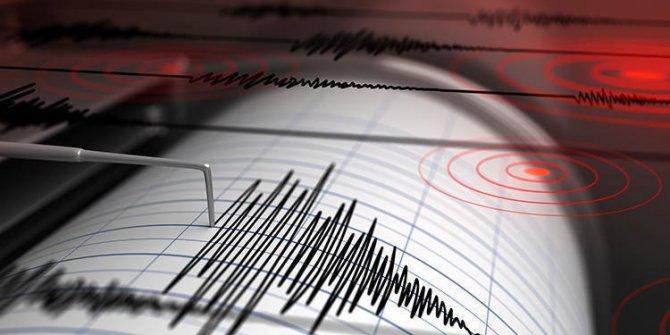 Denizli'de 4.1 şiddetinde deprem meydana geldi