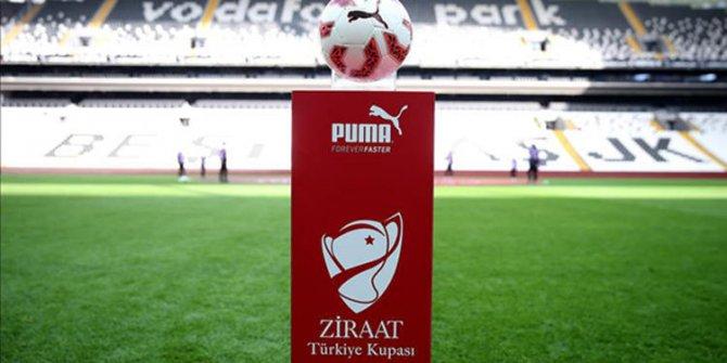 Ziraat Türkiye Kupada 3. tur heyecanı