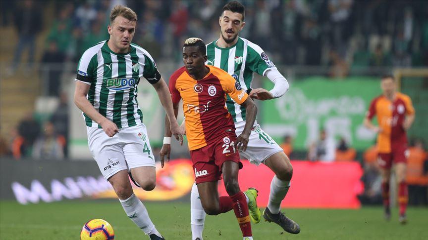 MHK'den Galatasaray - Bursaspor maçındaki pozisyona ilişkin açıklama