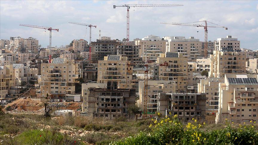 İsrail Batı Şeria'da 840 yeni konut inşa edecek