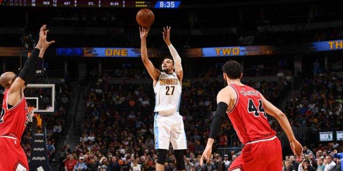 Cavaliers sahasında Detroit Pistons'ı mağlup etti!