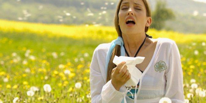 Baharın korkulu rüyası 'alerjik rinit' nedir? Belirtileri ve tedavisi