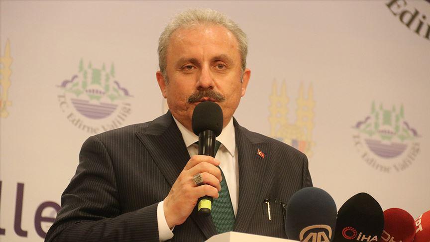 Mustafa Şentop: Milletimiz FETÖ'cü hainlere imkan vermedi