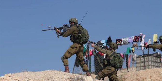 Batı Şeria'da 2 Filistinli şehit oldu!