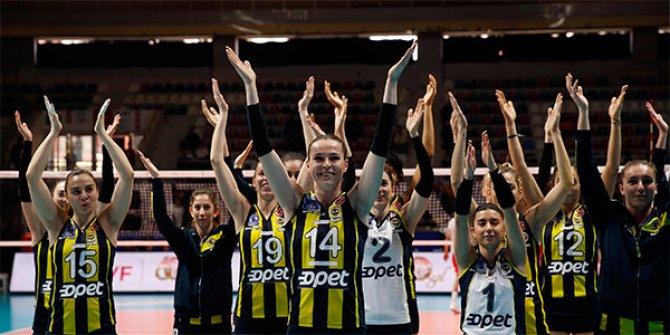 Fenerbahçe Opet yarı finalde!