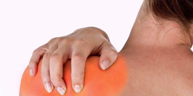 Omuz ağrısı neden olur? Omuz ağrısı tedavi yöntemleri