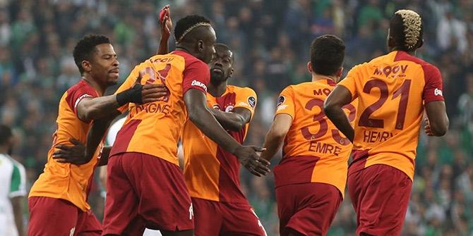 Galatasaray'da Fenerbahçe primi