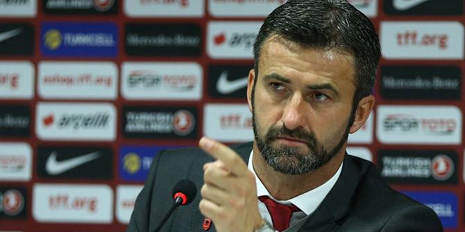 Arnavutluk teknik direktörü Panucci'den 'Türk futbolu' açıkmalası!