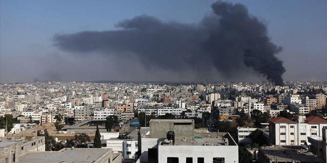 İsrail'den Gazze'ye topçu saldırısı: 7 yaralı