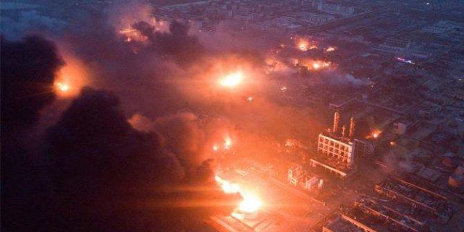 Ülkedeki kimya tesisinde patlamada ölü sayısı 44'e yükseldi!