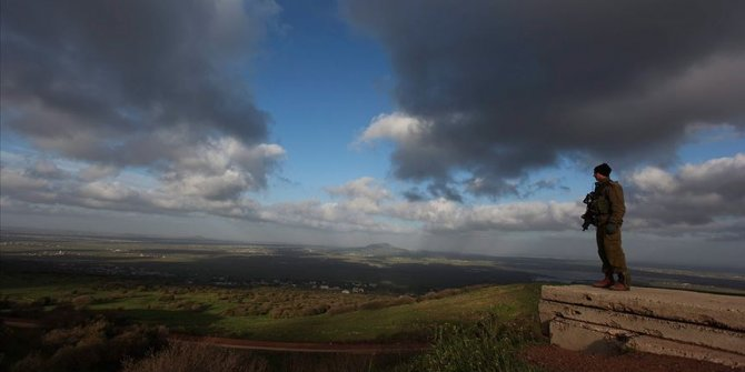 """Golan Tepeleri nerede işgal altındaki Golan İsrail için neden önemli? """"...sonsuza kadar bizim kalacak"""""""