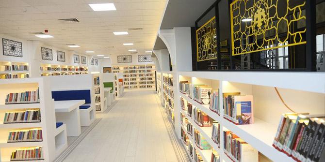 Mustafa Kutlu Kütüphanesi hizmete açıldı