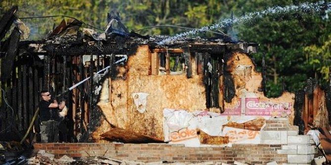 ABD'de camiye saldırı! Yeni Zelanda notu