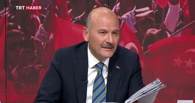 İçişleri Bakanı Soylu: Muhalefetten 378 aday terör örgütü ile iltisaklı