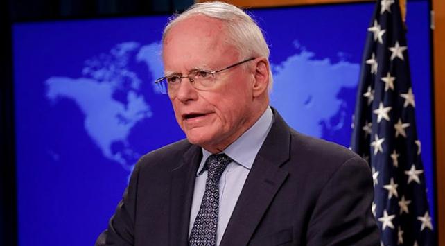 ABD Suriye Özel Temsilcisi Jeffrey: Güvenli bölge Türkiye ile oluşturulacak
