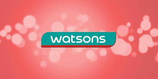 Watsons Nisan Ayı Fırsat Kataloğu
