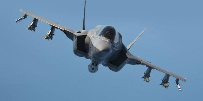 ABD'den dikkat çeken F-35 mesajı