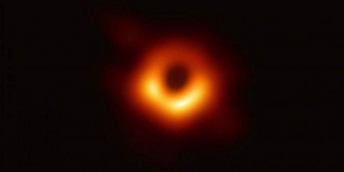 İlk kez fotoğrafları çekilen kara deliğe isimi belli oldu